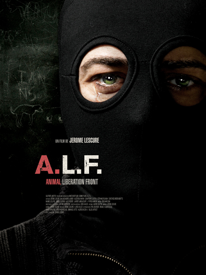 A.L.F. (Animal Liberation Front) : le film Affiche_alf